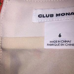 Club Monaco Skirts - CLUB MONACO Print Pencil Skirt